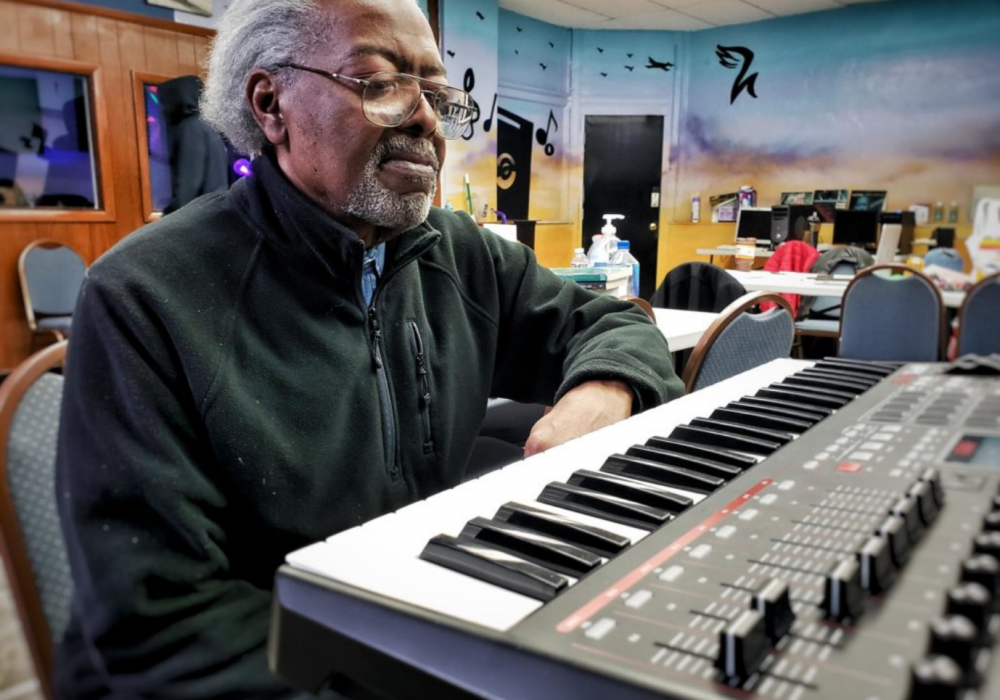 72-Year-Old Grandfather Teaches Himself How To Make Music
